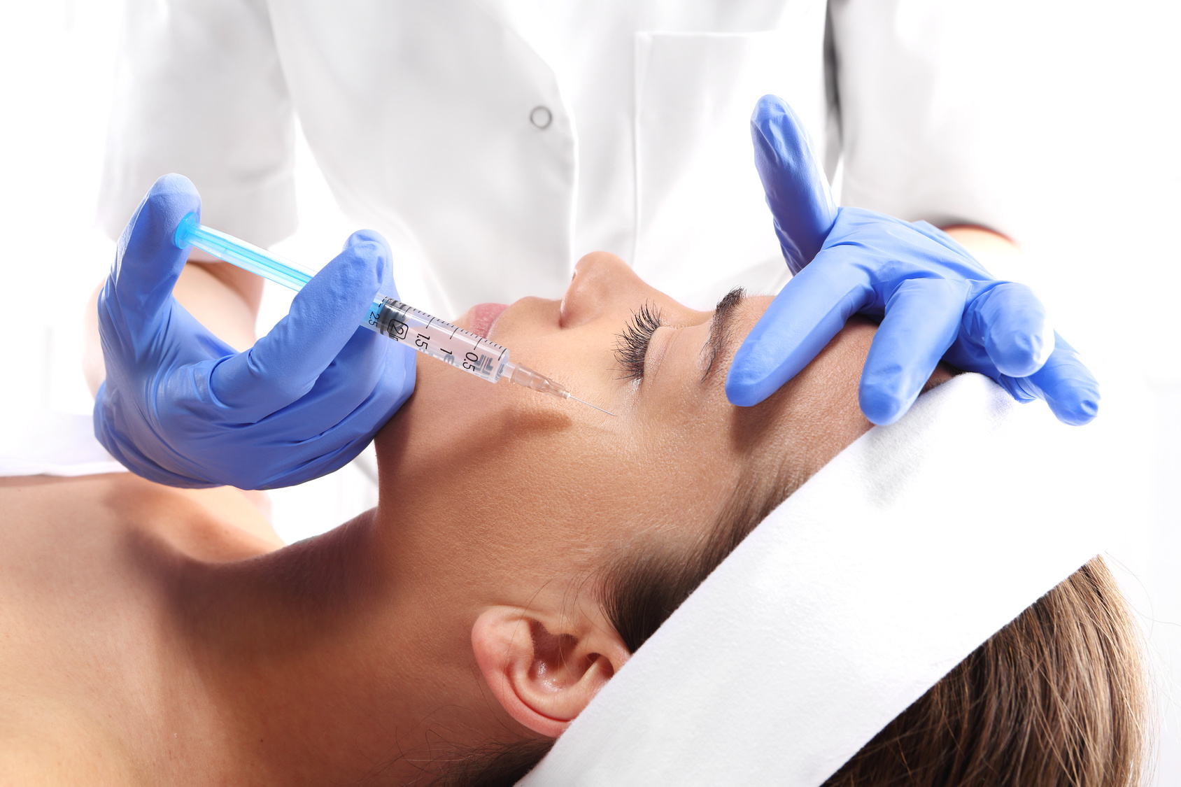 Chirurgia estetyczna wypenienie zmarszczek