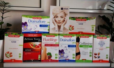 suplementy diety herbatki